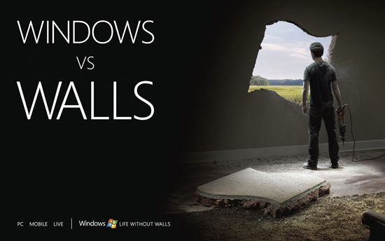 Wallpapers For Pc. Windows vs Walls Wallpaper
