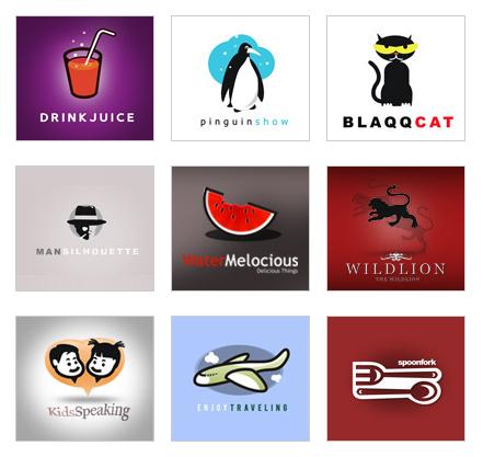 DESIGN A LOGO FOR FREE: Free Vector Logosfamous Company ...
